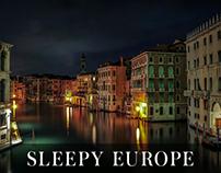 Sleepy Europe