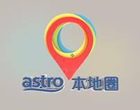 Astro Bendiquan Motion Graphic TVC
