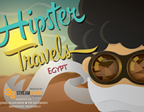 Hipster Travels   Short Animation
