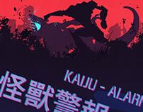 Kaiju Alarm!