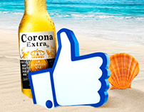 Corona - Social Media Content