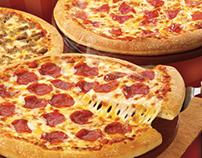 Affiche promotionnelle Chrono pizza