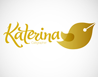 Katerina calligrapher