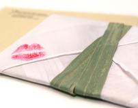 White Linen Affair invitation