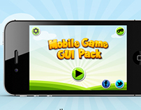 Mobile Game GUI Pack