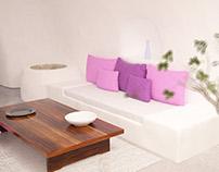 3D Interior Spaces