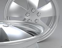 3D Modeling & Render - 02