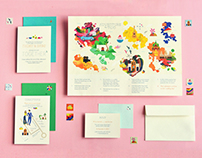Adventure for Two: Wedding Invitations