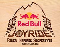 Red Bull Joyride - Microsite