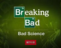 BREAKING BAD - Bad Science App