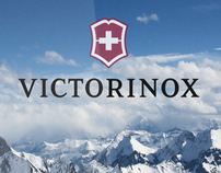 Victorinox / Swiss Army - Mobile App & Product Design