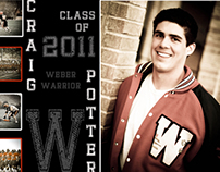 Senior Pictures and Announcements