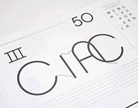 Diseño e Identidad CIAC (FFyL, UBA)
