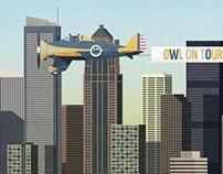 OWL ON TOUR