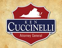 Attorney General Ken Cuccinelli Logo
