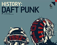 History: Daft Punk (infographic)