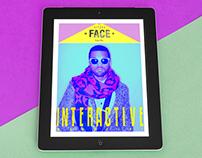 Second Face Interactive Publication
