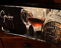 Wine Glass Packaging Design
