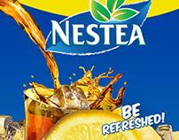 Nestea Bottle - Packaging Design
