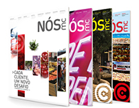 NÓSMC Magazine _ Covers