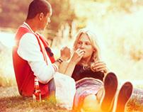 Jason Knott - Summer Couple