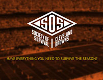 Cleveland Browns - Society Of Survival
