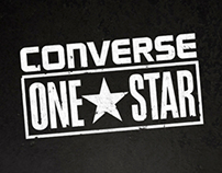 Converse One Star Campaign