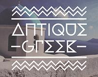 Antique Greek