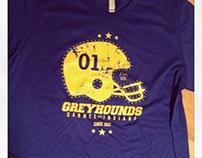 t-shirt | Carmel GreyHounds, IN