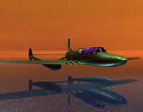 Modelado de avión