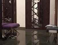 Lobby & Bathroom