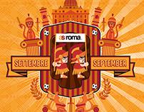 Illustrazioni - AS Roma Diary