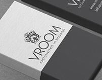 Logo design Vroom
