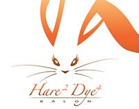 Hare 2 Dye 4 - Salon