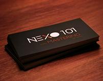 """Logo for """"Nexo 101"""""""