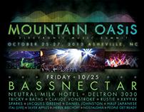 Mountain Oasis Electronic Music Summit 2013