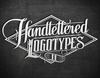 Handlettered Logotypes II