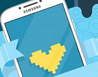 Samsung Infographic