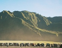 Mt. Bromo — Indonesia