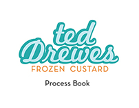 Ted Drewes Process Book