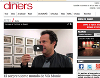 Realización de video para Revista Diners