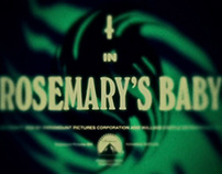 † Rosemary's Baby †  (End Titles)