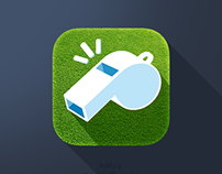 'Couch Call' Ios Flat App Icon