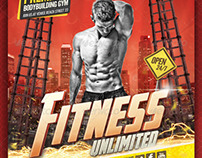 Fitness Unlimited Flyer
