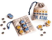 Tik Atak : Tic tac toe game (morpions)
