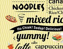 SWP Food Avenue Flyer