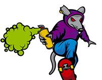Riot rat