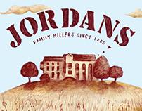 Jordans Cereal Presentation / The Life of a Jordans Oat