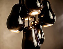 Babula – pendant lamp S