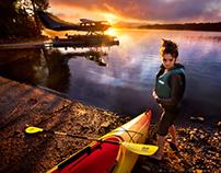 Timberlock Outdoor Resort Photography Campaign